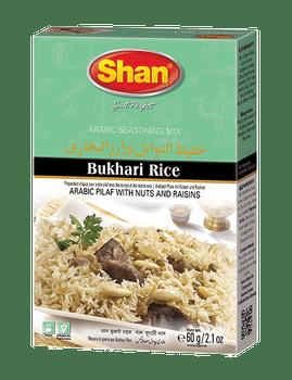 Shan - Arabic Bukhari Rice Recipe and Seasoning Mix - 60g