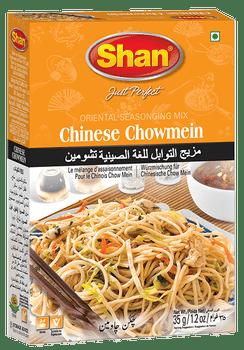Shan - Chinese Chowmein Recipe and Seasoning Mix - 35g