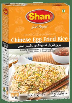 Shan - Chinese Egg Fried Rice Recipe and Seasoning Mix - 35g