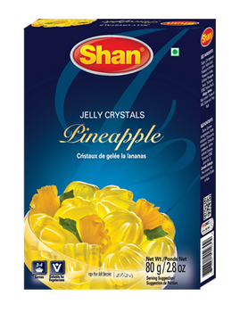 Shan - Jelly Crystals Pineapple - 80g