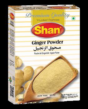 Shan - Ginger Powder - 100g - 48/Case