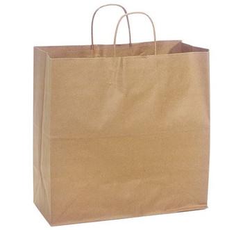 Arrow -  13x7x13 Paper Bags with Handle 250pcs/Case