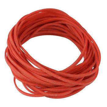"#32 Red Rubber Bands, 3"", 25 lbs/case"
