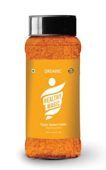 Healthy Magic - Organic Turmeric Powder 100g
