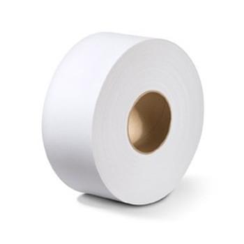 "Mayfair - 33810 - Jumbo Bathroom Tissue Rolls - 3.3"" Core, 2 ply, 1000ft, 2ply - 8 Rolls /Case"