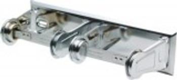 Winco - 150 - Dispenser for Double Household Bathroom Tissue (Holds 2) each