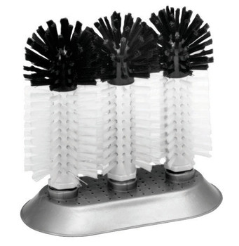 JR - 3283 - Glass Brush - Triple Nylon Bristles