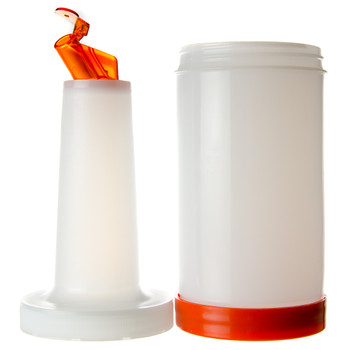JR - 6997 - Store-N-Pour Set - 30ml Cap (Orange)