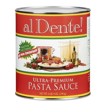 Stanislaus - al DENTE® Ultra Premium Pasta Sauce 6x100oz