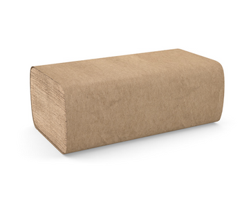 Cascades - H115 - Single Fold Kraft Sheets, 250/pack, 16 packs/case