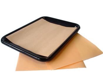 8 X 11 in Peach Paper Sheets - 1000/case