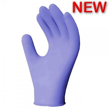 Ronco - Care - Nitrile Disposable Gloves (Violet) - 3 mil Powder Free - 2,000/Case