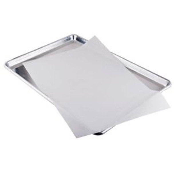 "Amber - 15""X24"" - Wax Paper, White - 1000/Pack"