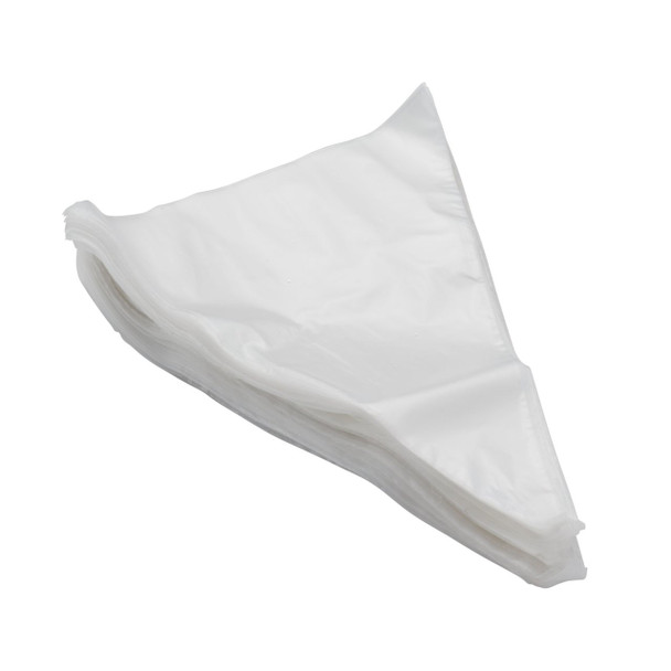 """One Way - 1200CC - 12"""" Disposable Piping Bags X-Small - 100/Pack"""