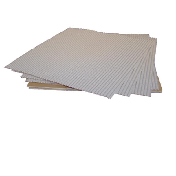 "Pizza Box Corrugated Liners - 10""x10"" - 600/Case"