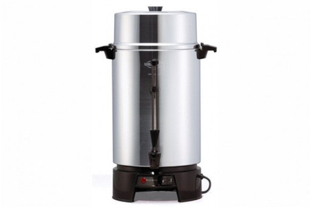Westbend - 33600 - 100 Cup Aluminum Coffee Urn - Commercial - 1/Each