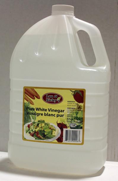 LN Vinegar 4x4L