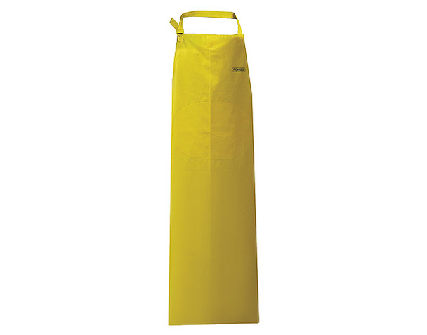 Ronco - PVC Supported Apron 35inx45in Yellow each