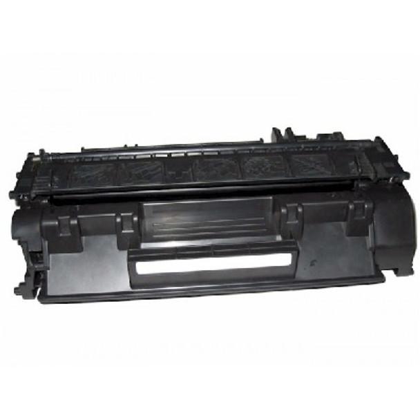 HP 05X -CE505X Compatible High Yield Black Toner Cartridge, New