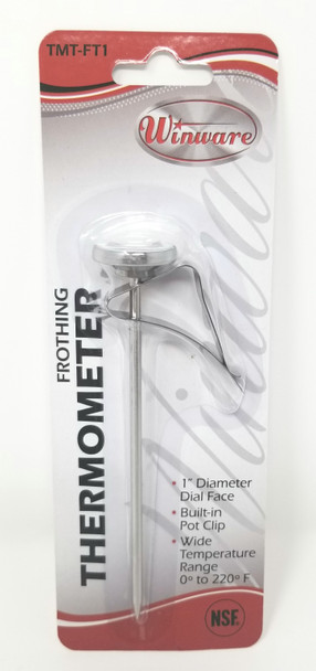 Winco - TMT-FT1 - Frothing Thermometer - 1/each