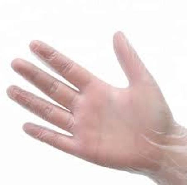 Vinyl Powder Free Exam Gloves