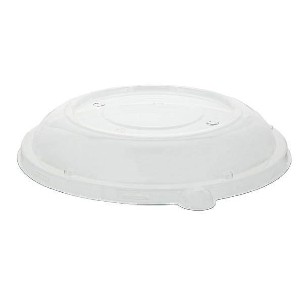 Primeware TBL-32- Clear Dome Lid for 24-32 oz. Round Pulp Bowls - 300/case
