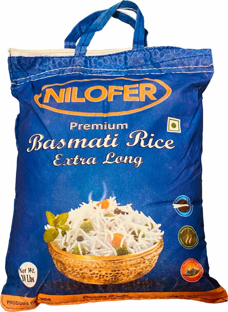 Nilofer - Extra Long Grain Basmati Rice