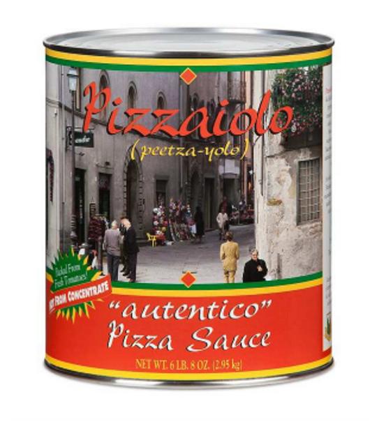 Stanislaus - Pizzaiolo Pizza Sauce 6x100oz