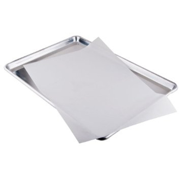 """Amber - 14.5""""X20.5"""" - Silicone Parchment Paper - 1000/pack"""
