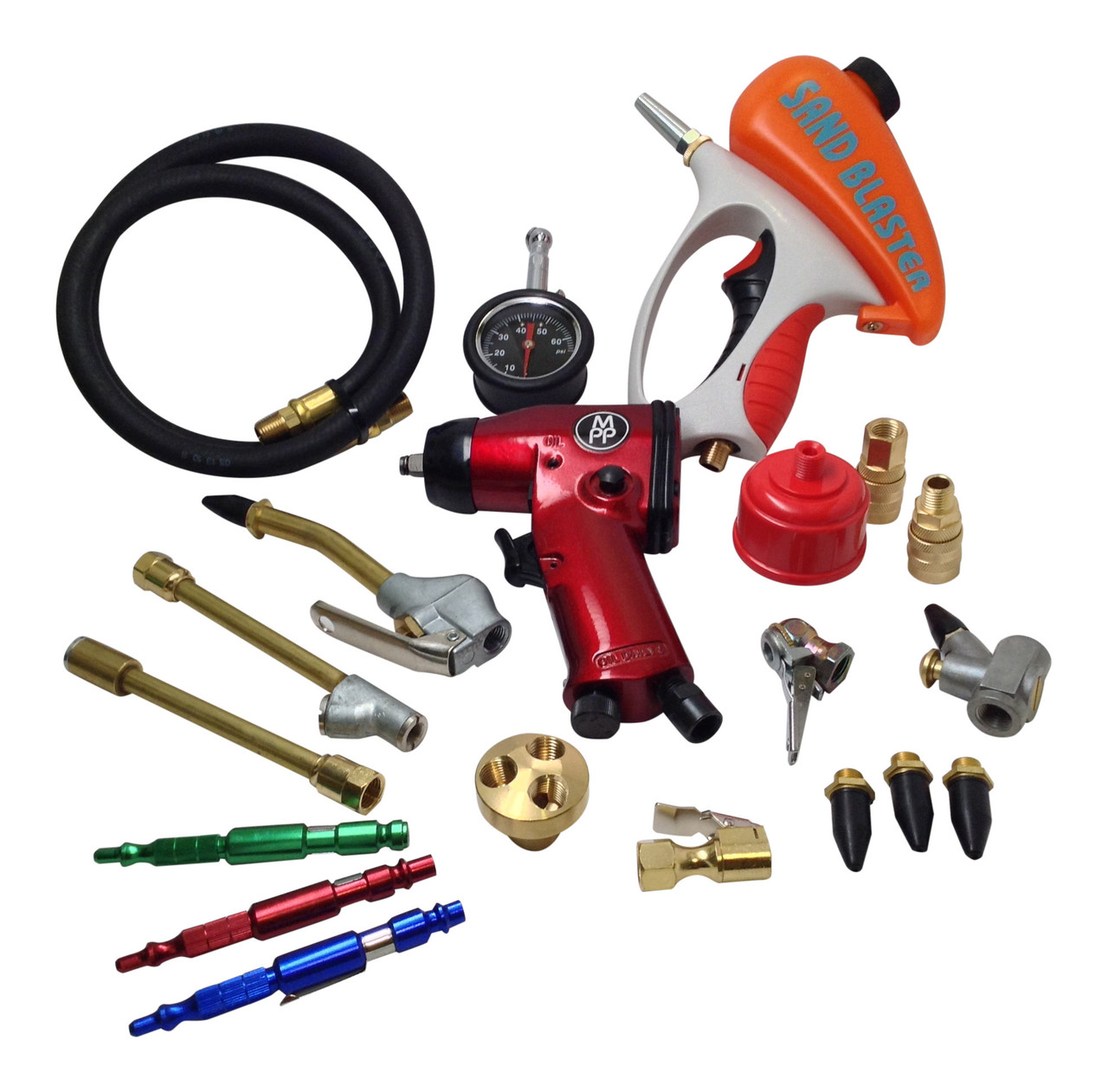 Air Tools and Accessories