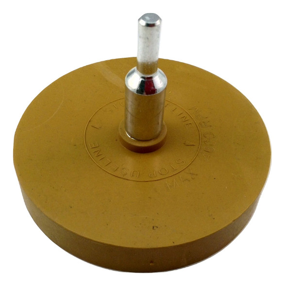 AK Garage Tools Rubber Eraser Wheel Image1