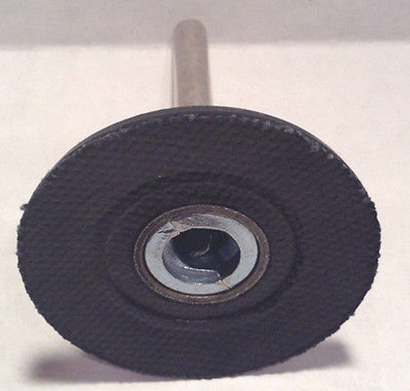 "2"" Roloc Type Holder Only with 1/4"" Shank for Die Grinder disc Holder"