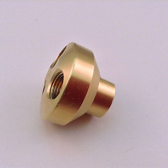 3 Way Air Adapter, Brass Air Manifold Air Fitting Adapter, Compressor Adapter