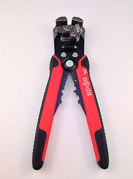 Self-Adjusting Automatic Wire Stripper and Cutter, New