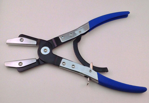 """12"""" AUTO AUTOMOTIVE RADIATOR RUBBER HOSE PINCH OFF CLAMPING PINCHING PLIERS TOOL"""