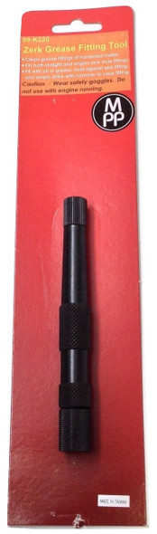 AK Garage Tools Zerk Grease Fitting Cleaning Tool Image 1