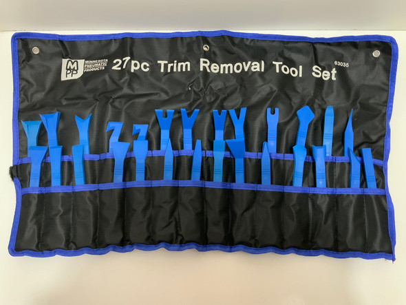 27pc Trim Removal Tool Set (63035)