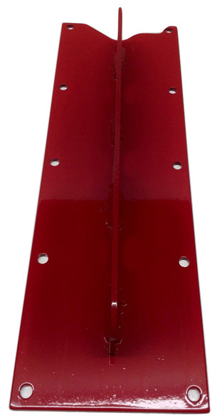 LS LSX Series Engine Lift Plate Powder Coated Red Paint Image2