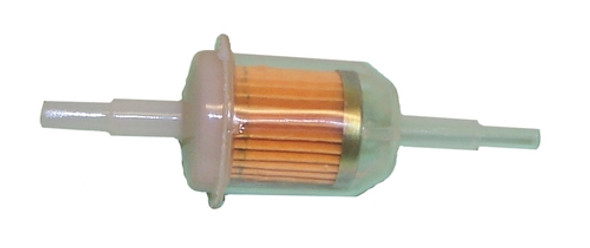 """5pc 1/4"""" Universal Fuel Filter Set Industrial High Performance Inline Gas Fuel Line"""