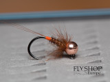 Copper Pheasant Tail Jig Nymph - Video Tutorial
