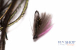 CDC Indicator Dry Fly