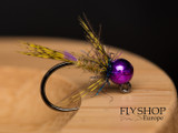 Purple Head Lt. Olive Jig
