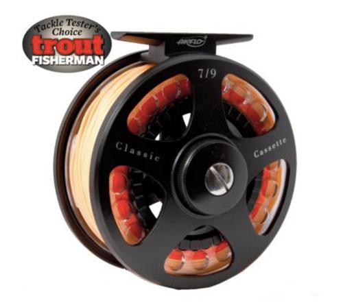 Airflo Classic Cassette Fly Fishing Reel Pack