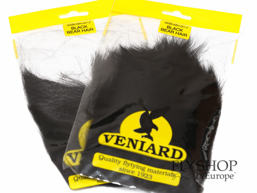Veniard Black Bear Hair