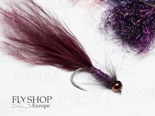 Purple Marabou Leech