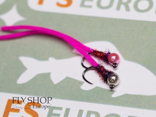 Hot Pink Spectra Micro Leech