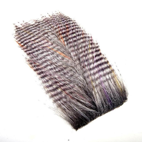 Hends Furabou Synthetic Hair - Grizzly Black / Rainbow