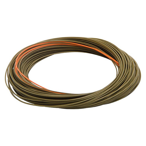Airflo Superlight Euro Nymphing Line - 0.60mm Olive