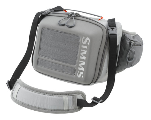 Simms Waypoints Fishing Hip Pack Small Gunmetal