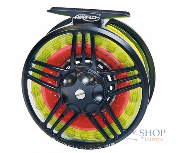 Airflo Switch Black Cassette Fly Reel 4-6wt